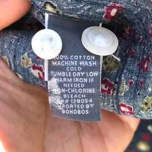 Bonobos Shirts - 🍁Bonobos | Floral Print Button down Shirt Size S